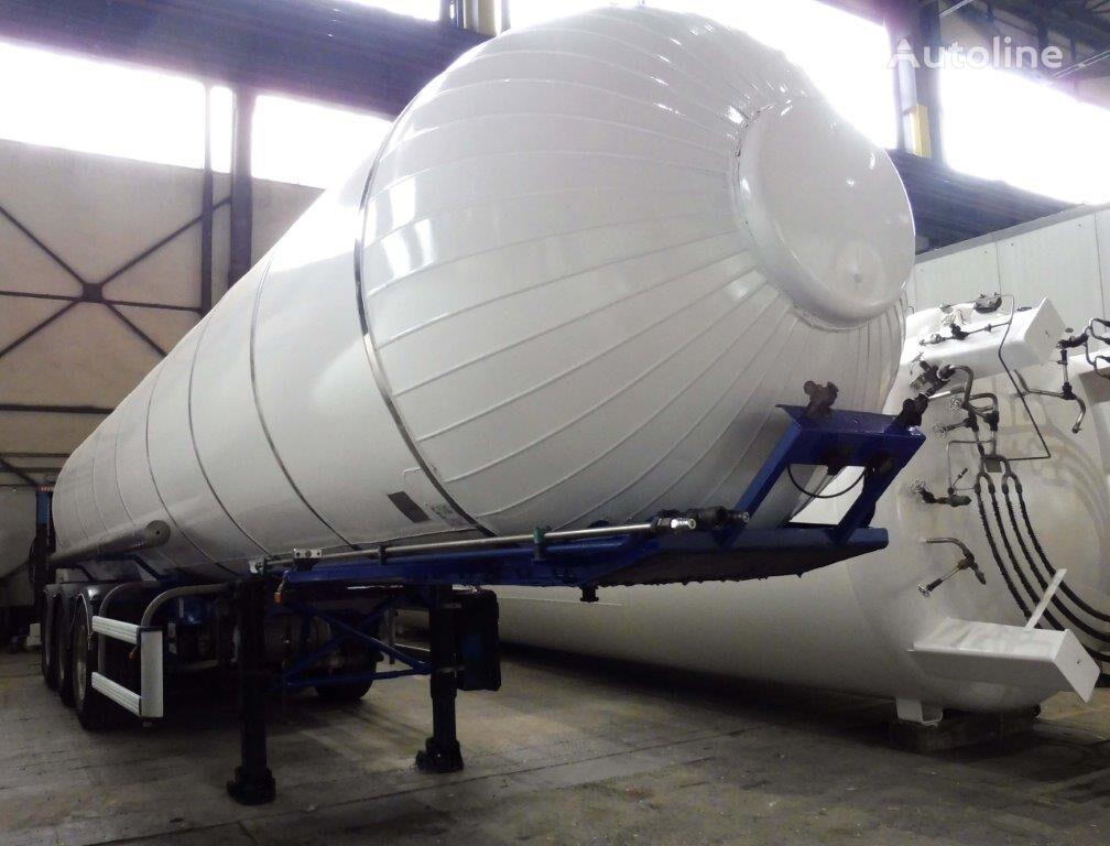 газовая цистерна AUREPA CO2, Carbon dioxide, gas, uglekislota, SATRI
