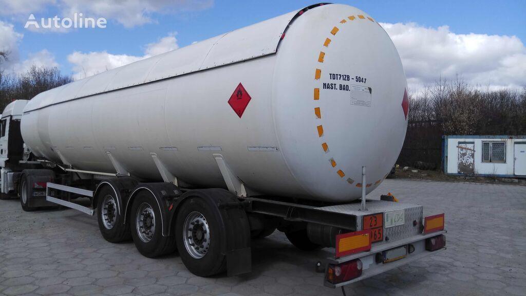 газовая цистерна BC LDS