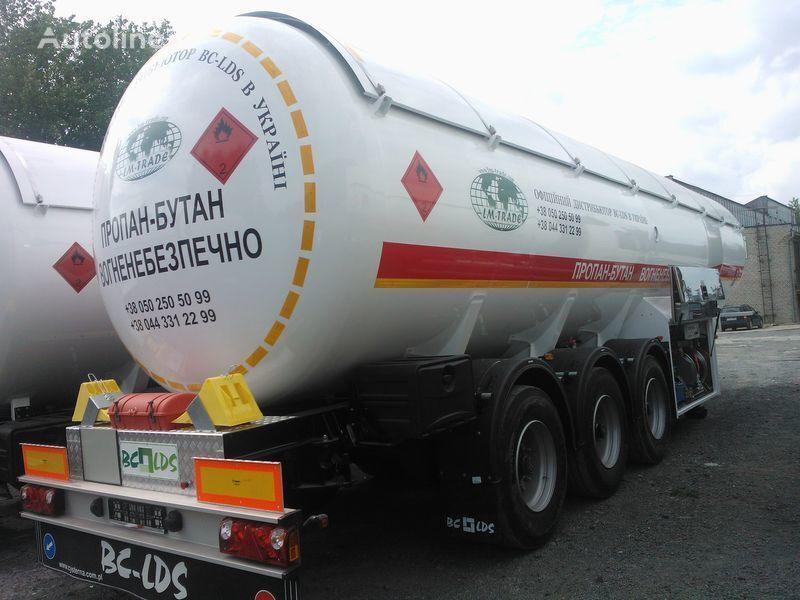 газовая цистерна BC LDS NCG-46
