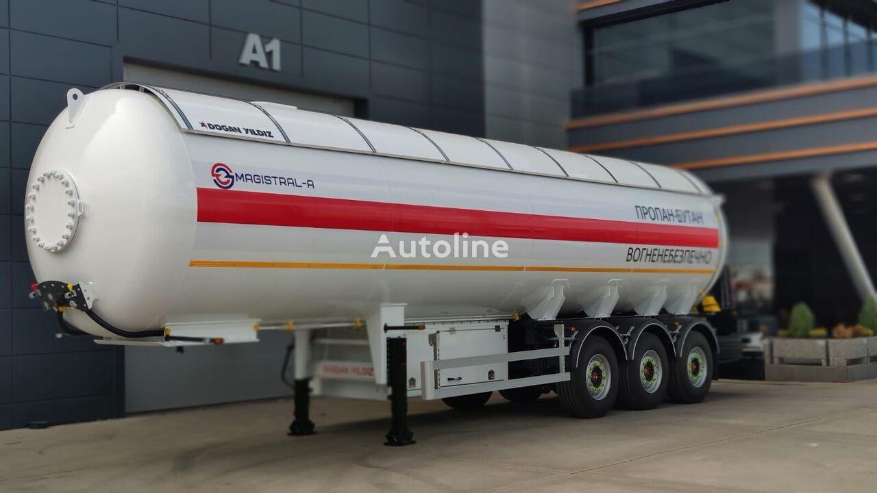 новая газовая цистерна DOĞAN YILDIZ LPG