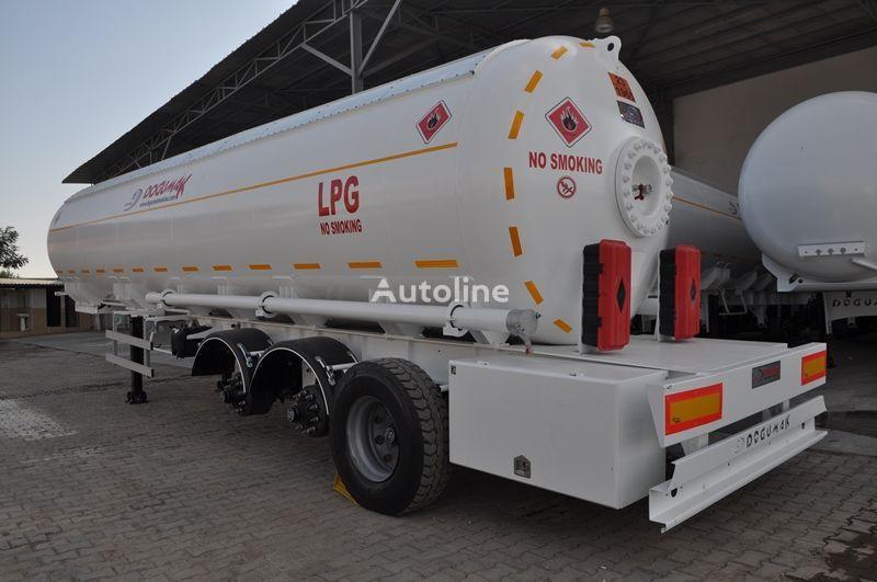 новая газовая цистерна DOĞUMAK LPG - DM35m3