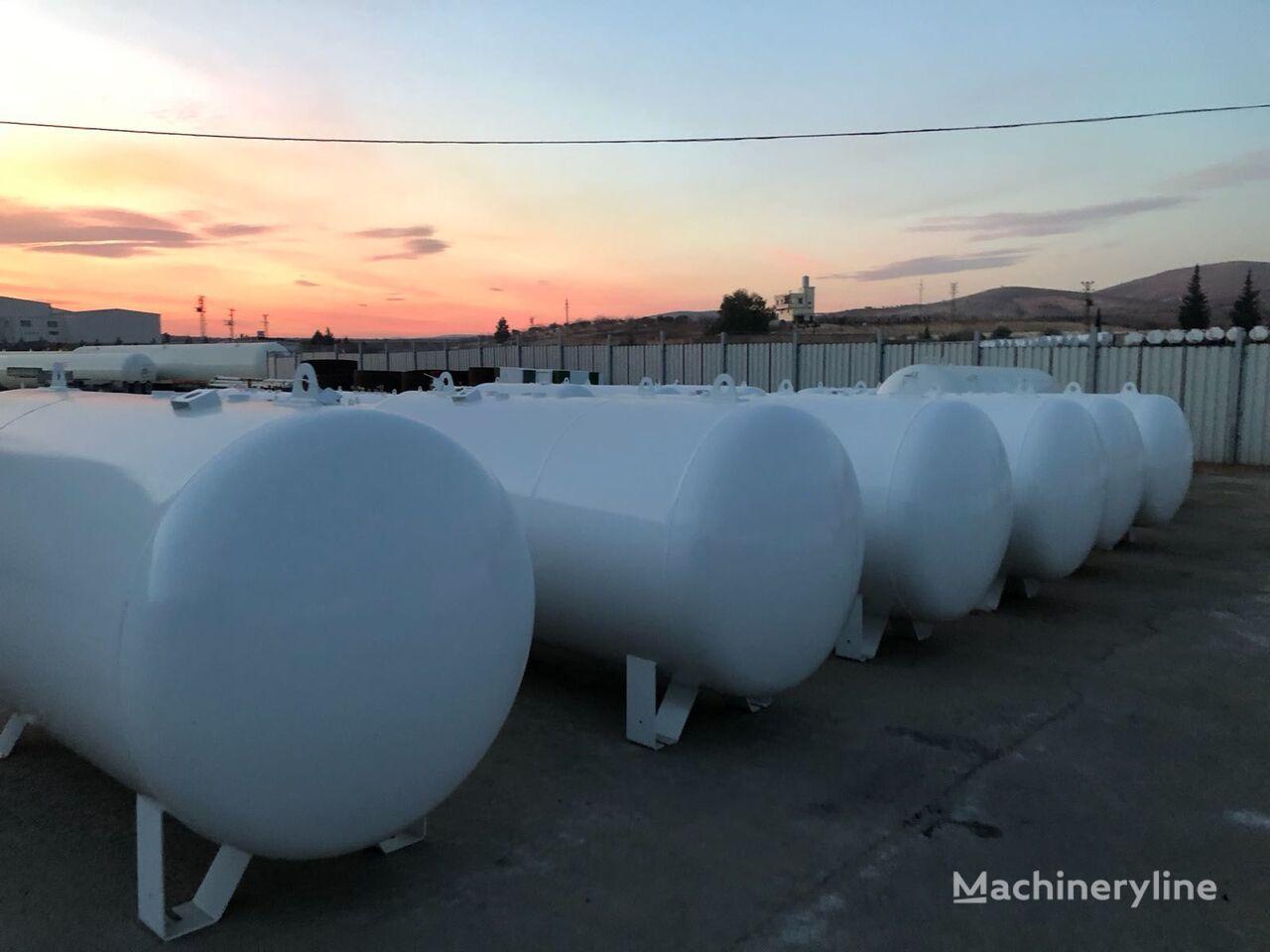 новая газовая цистерна MICANSAN 2021 MODEL 10 M3 LPG STORAGES FULL ACCESORIES
