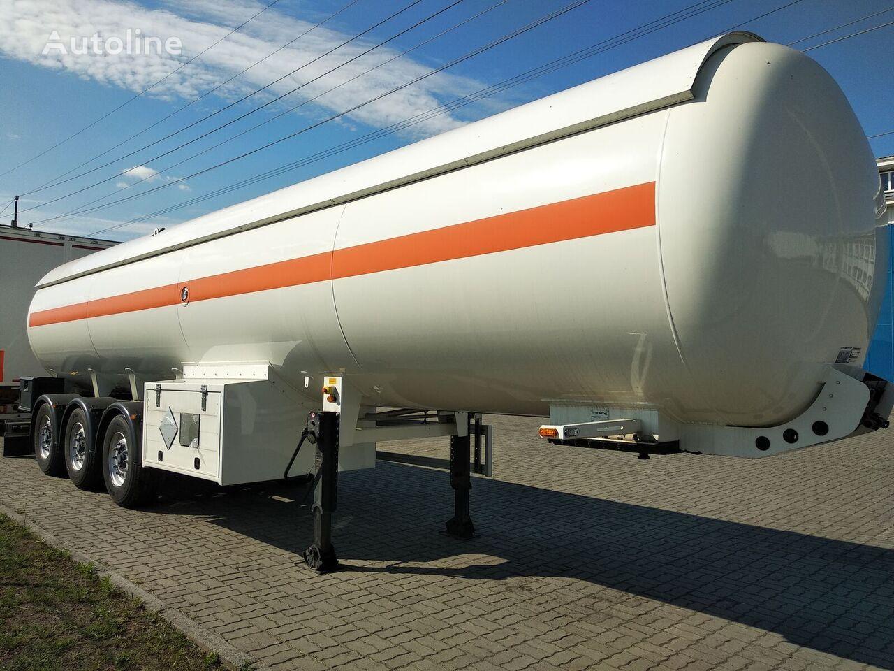 новая газовая цистерна Technoimpianti Apm