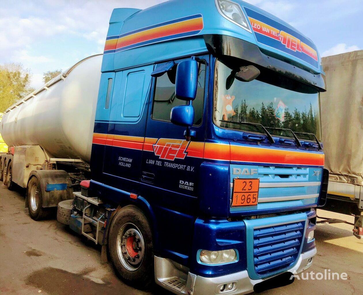 газовая цистерна VPS Daf 105 410