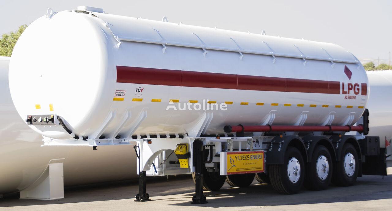 новая газовая цистерна YILTEKS LPG Semi-Trailer
