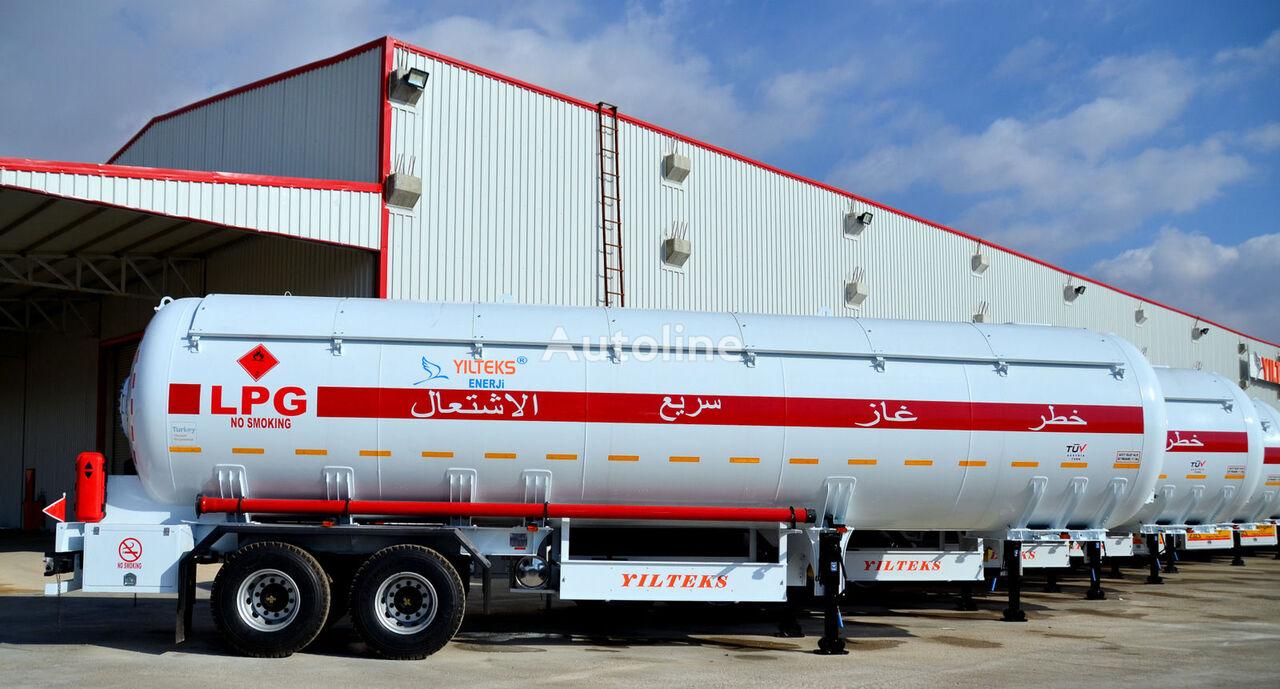 новая газовая цистерна YILTEKS LPG Tank