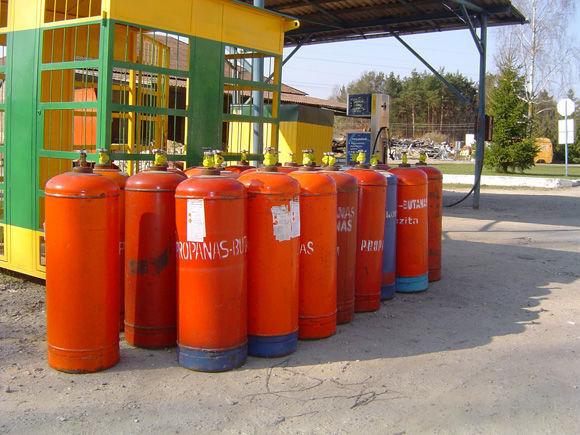 газовая цистерна ЗБА LPG cylinders PROPAN BUTAN