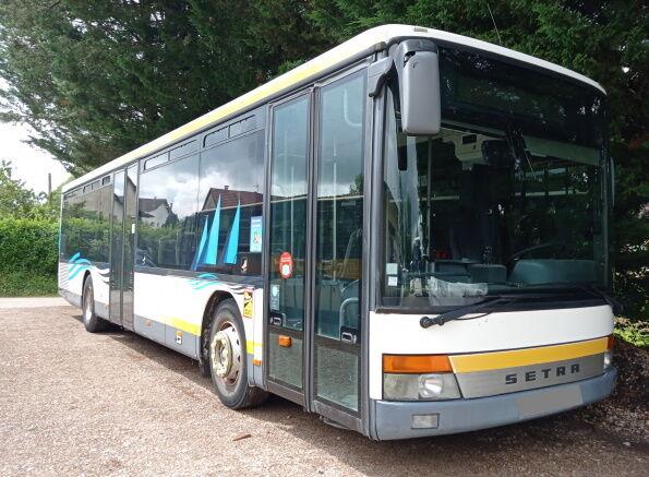 городской автобус SETRA 315 NF