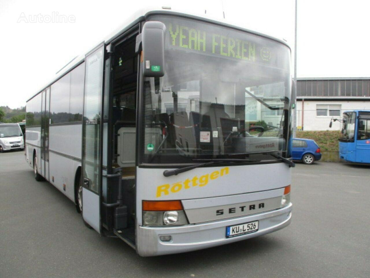 городской автобус SETRA 315 UL