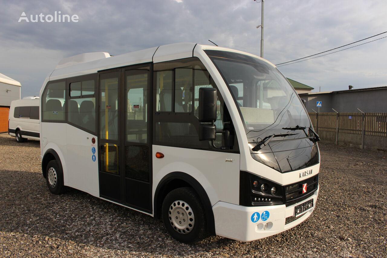 новый городской автобус KARSAN JEST+