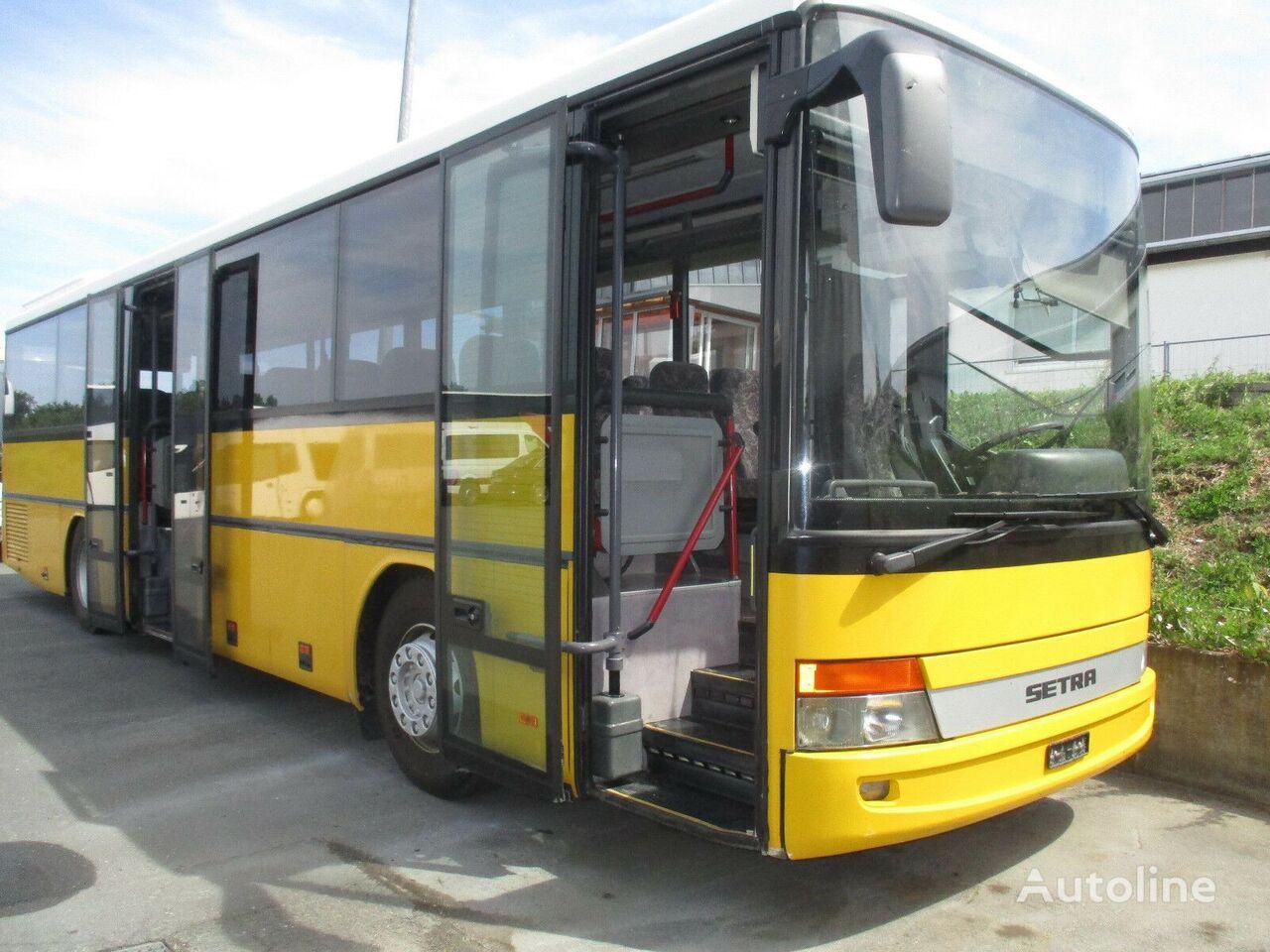 городской автобус SETRA S 313 UL (Klima / grüne Plakette)