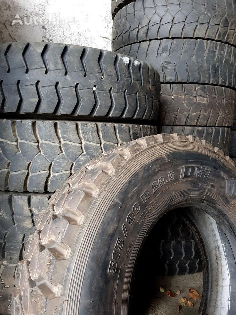 грузовая шина 315/80 R 22,5 oder 315/70 R 22,5 Gebrauchtreifen vom Reifengroßh