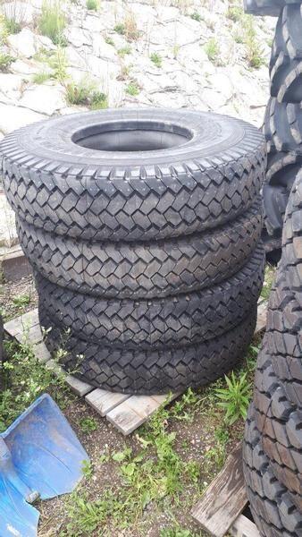 новая грузовая шина Rosava 1200R20 I-332 D-4 154/149J 18PR TT uniwersalna