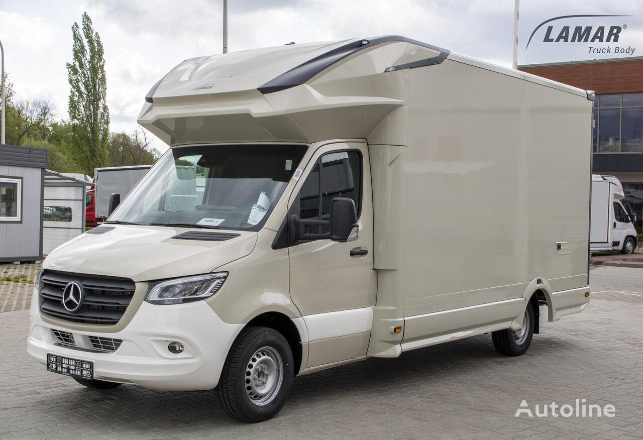 новый автофургон MERCEDES-BENZ Sprinter