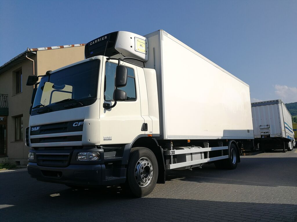 авторефрижератор DAF CF 65.220 Carrier Supra 850