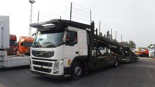 автовоз VOLVO FM13 420 Autotransporter Kassbohrer + прицеп автовоз