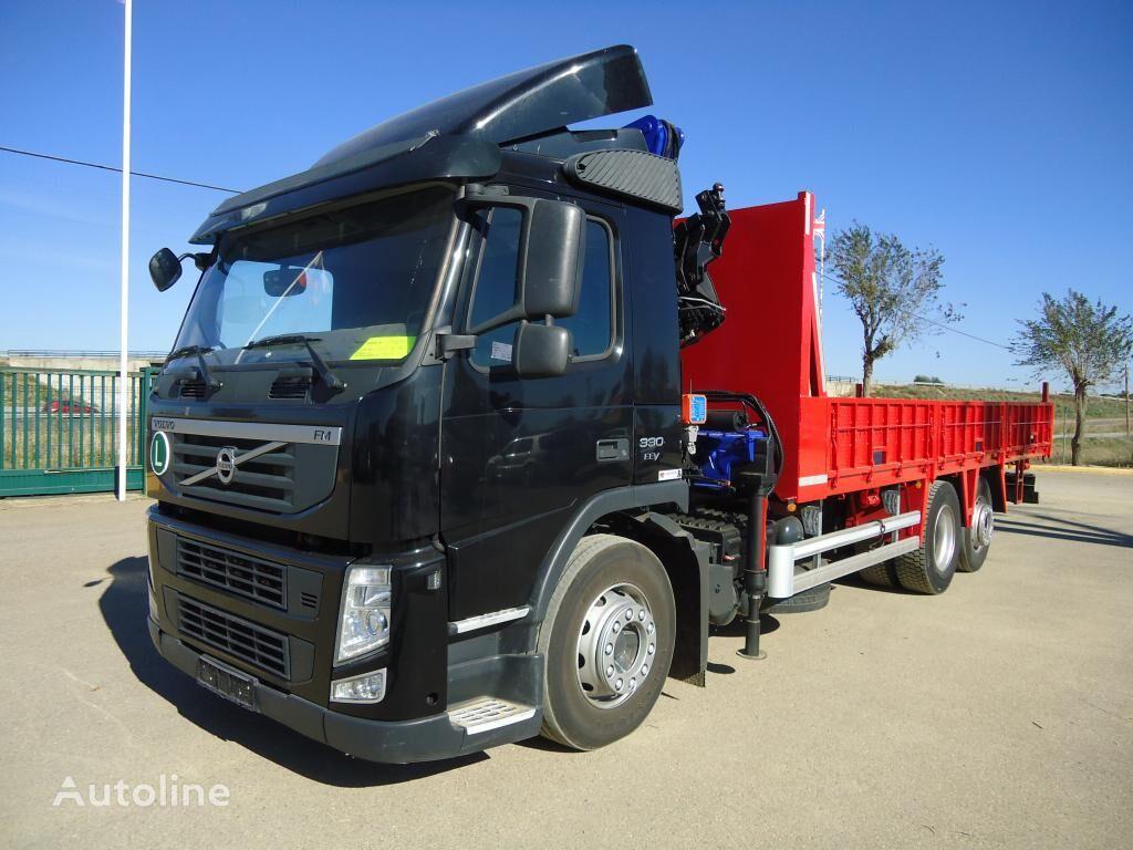 бортовой грузовик VOLVO FM 330