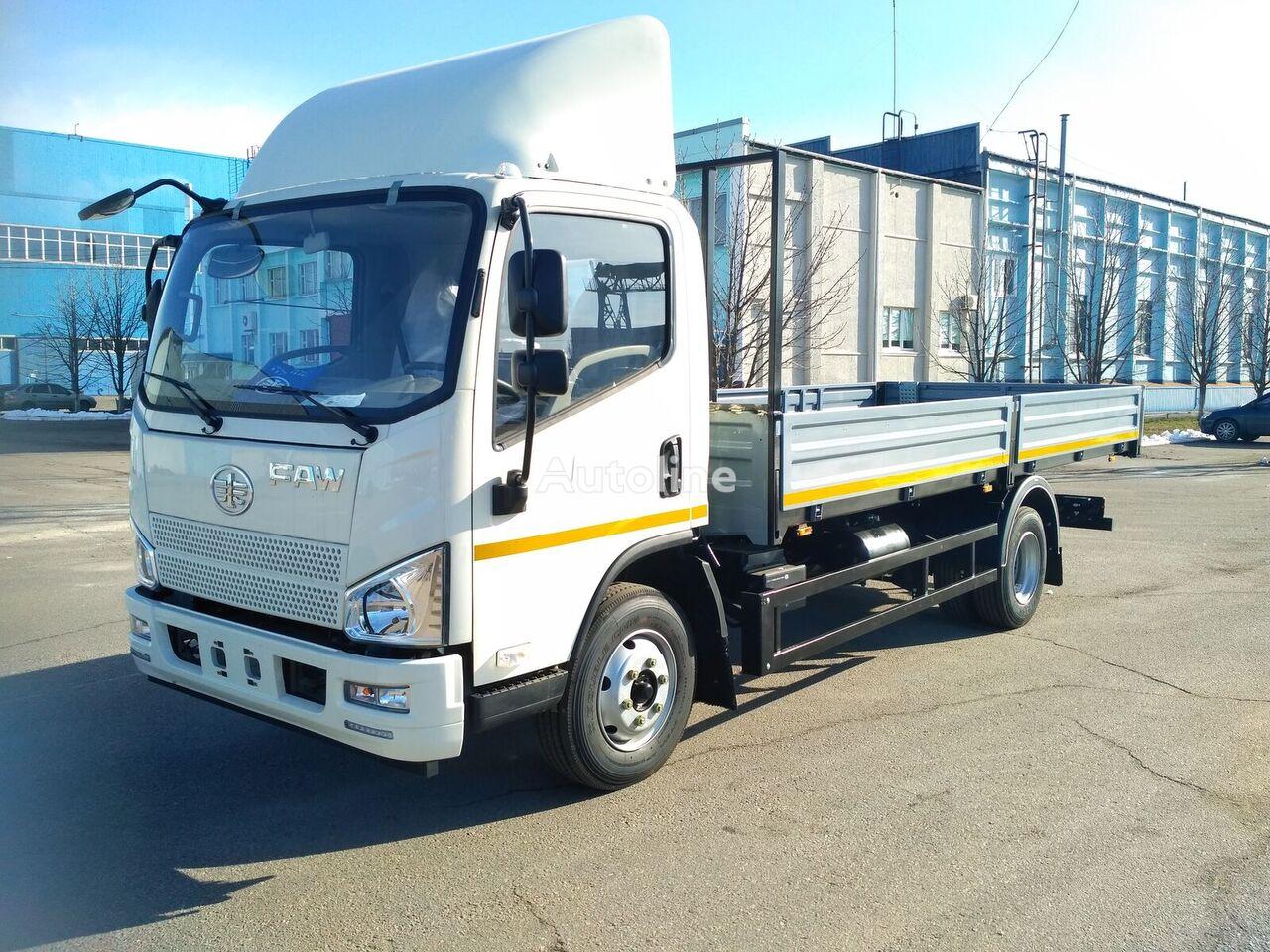 новый бортовой грузовик FAW Tiger V