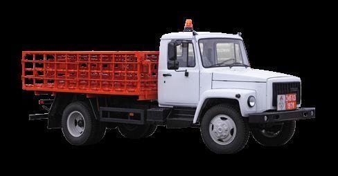 новый бортовой грузовик ГАЗ КТ-602-01