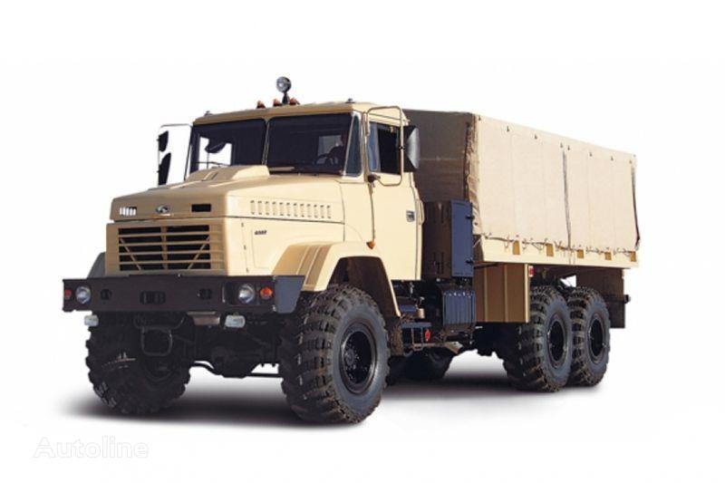 бортовой грузовик КРАЗ 6322