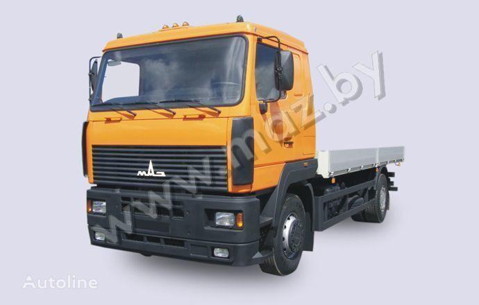 новый бортовой грузовик МАЗ 5340 A5