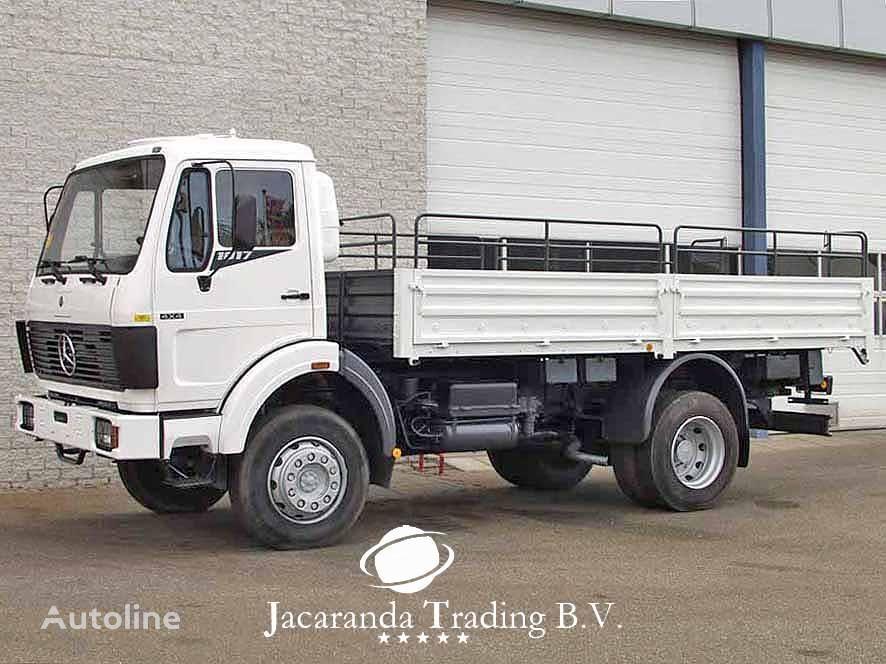 бортовой грузовик MERCEDES-BENZ 1017