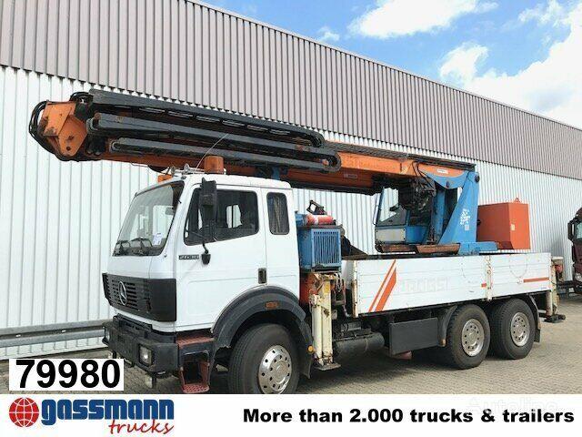 бортовой грузовик MERCEDES-BENZ 2638 K