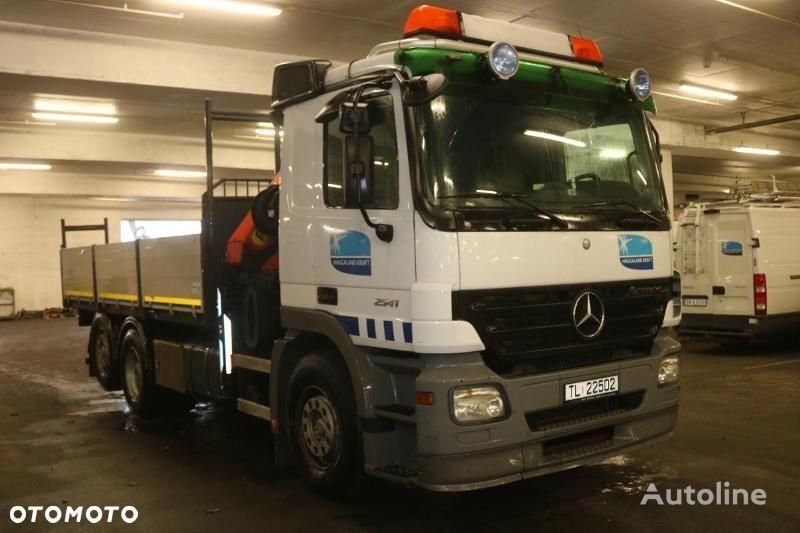 бортовой грузовик MERCEDES-BENZ Actros 2641 TR.094