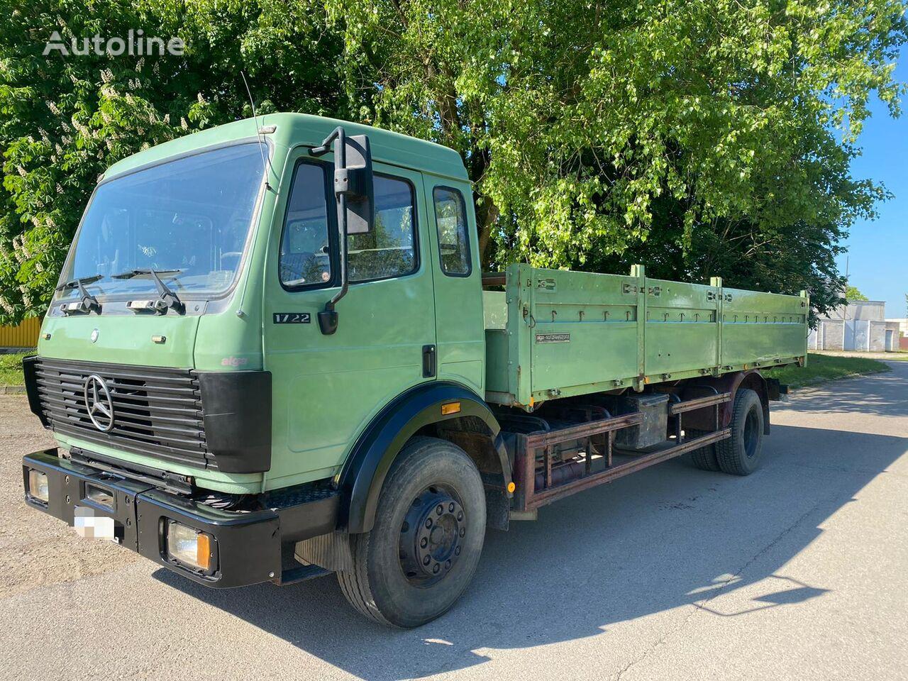 бортовой грузовик MERCEDES-BENZ SK 1722