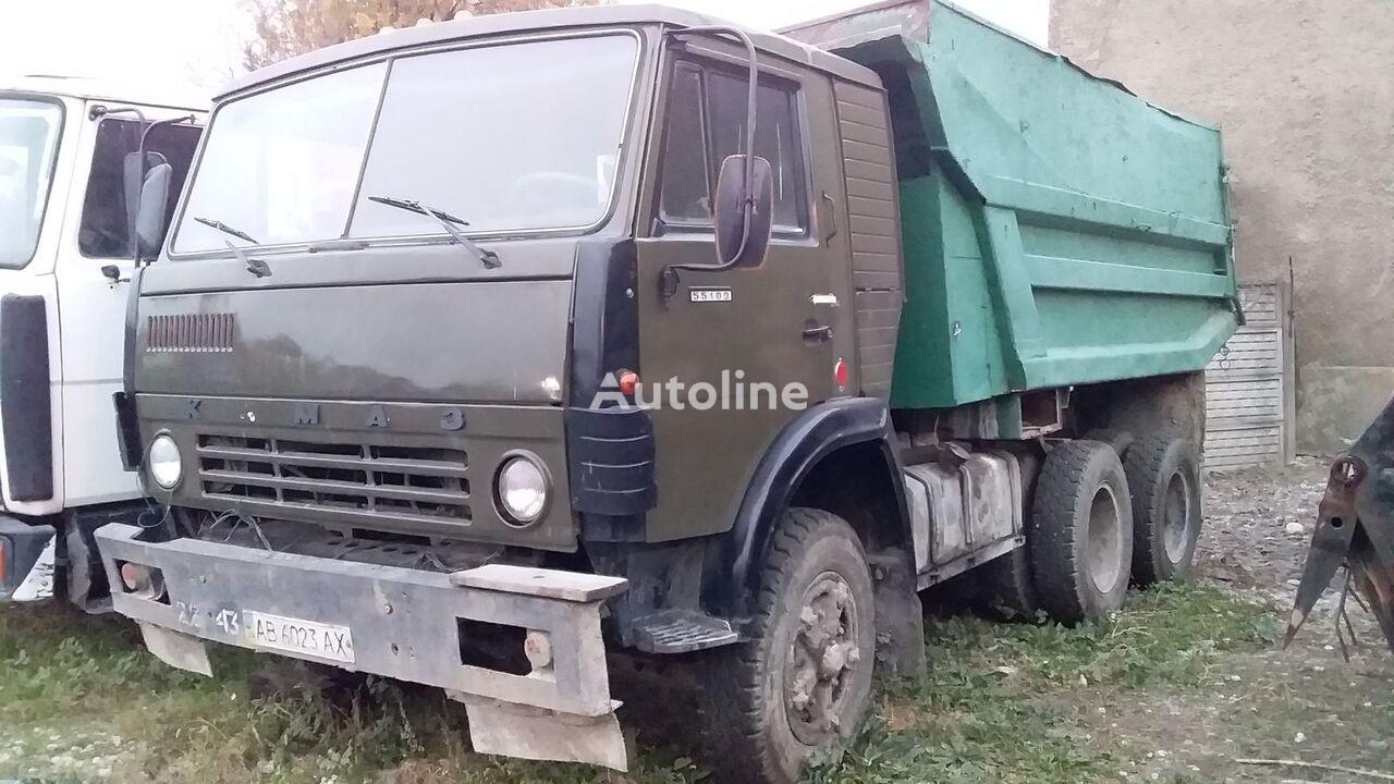 бортовой грузовик КАМАЗ 5511 по запчастям