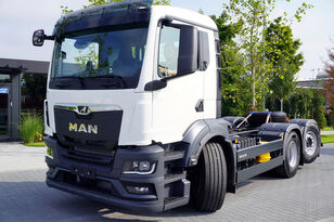 новый бункеровоз MAN TGS 26.430 6x2-4 LL CH / EURO 6D / FACTORY NEW / NEW MODEL