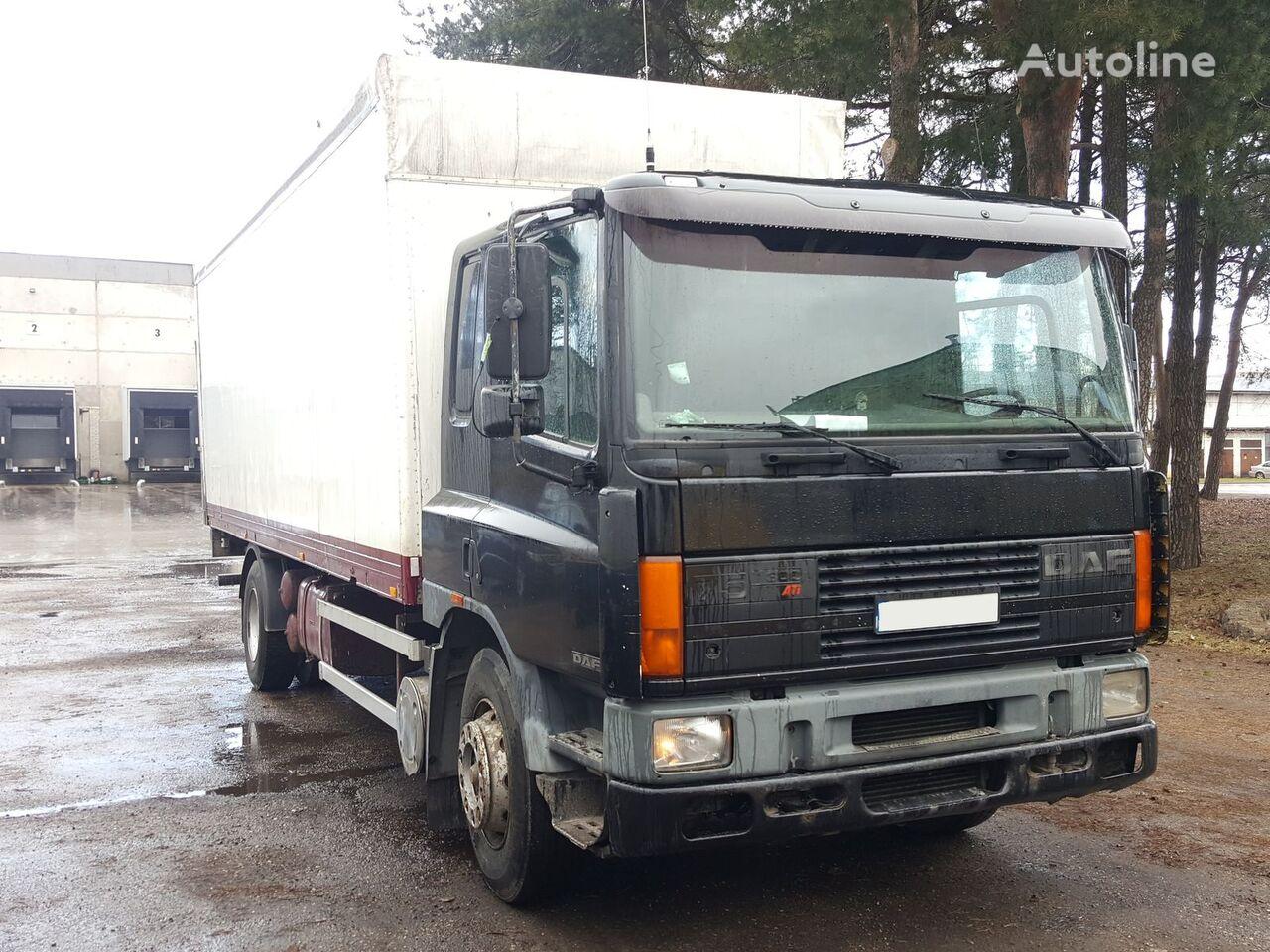 грузовик фургон DAF 75.300 ATI