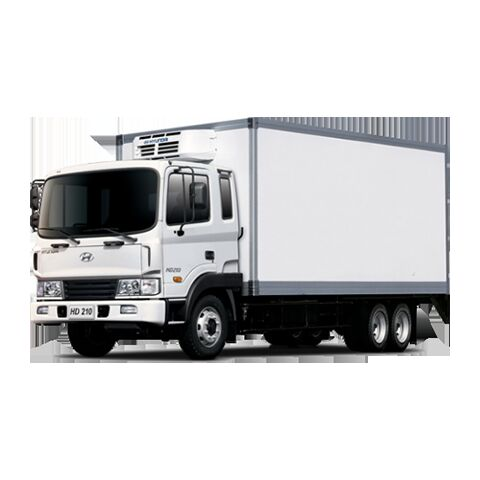новый грузовик фургон HYUNDAI HD210