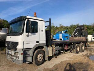 грузовик платформа MERCEDES-BENZ Actros 2636