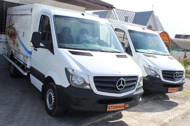 грузовик развозчик мороженого MERCEDES-BENZ Sprinter