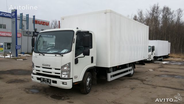 грузовик рефрижератор ISUZU NPR-75L