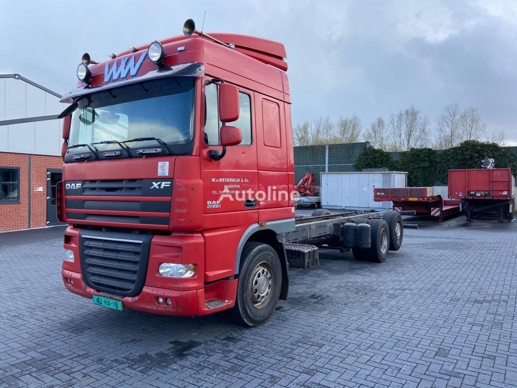 грузовик шасси DAF XF 105 - 410 EURO 5