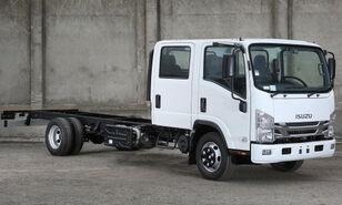 новый грузовик шасси ISUZU NPS 75L-K з подвійною кабіною повний привід