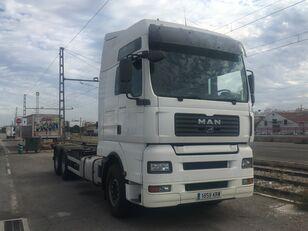 грузовик шасси MAN TGA 26.410