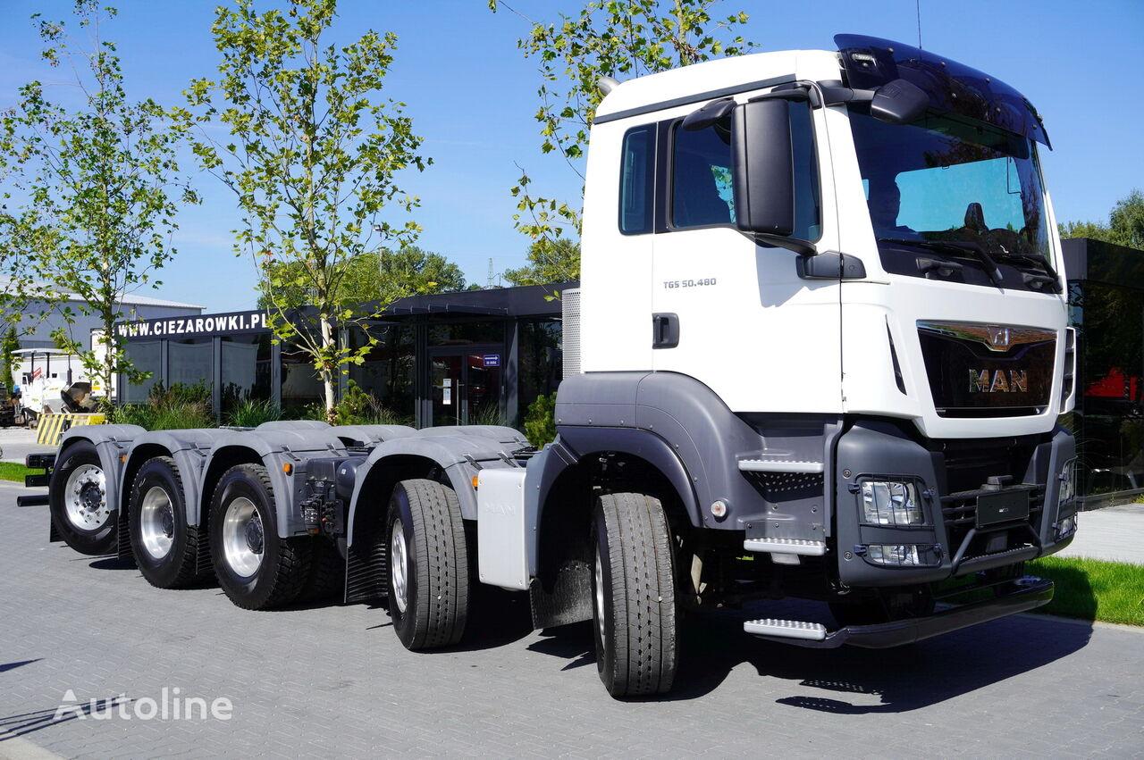 грузовик шасси MAN TGS 35.480 10x4x6 BL / EURO 6 / FACTORY NEW