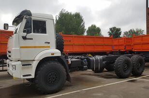 новый грузовик шасси КАМАЗ 43118-А5