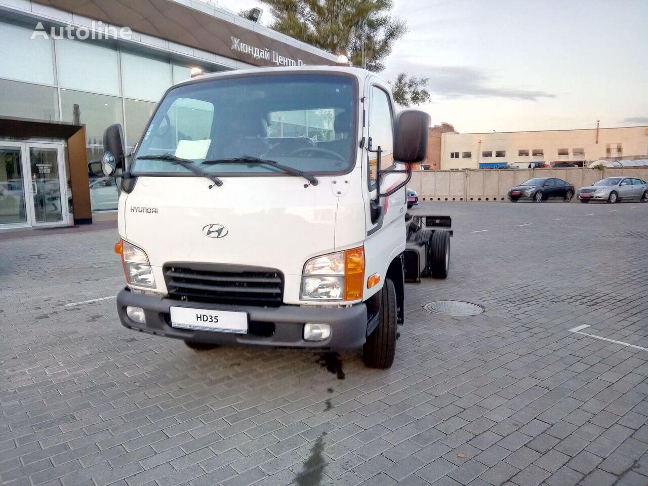 новый грузовик шасси HYUNDAI HD35