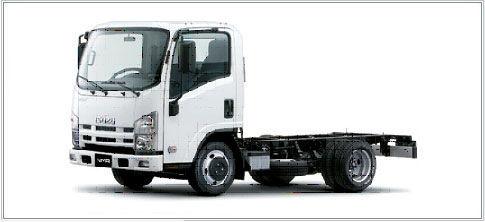 грузовик шасси ISUZU NMR-85L