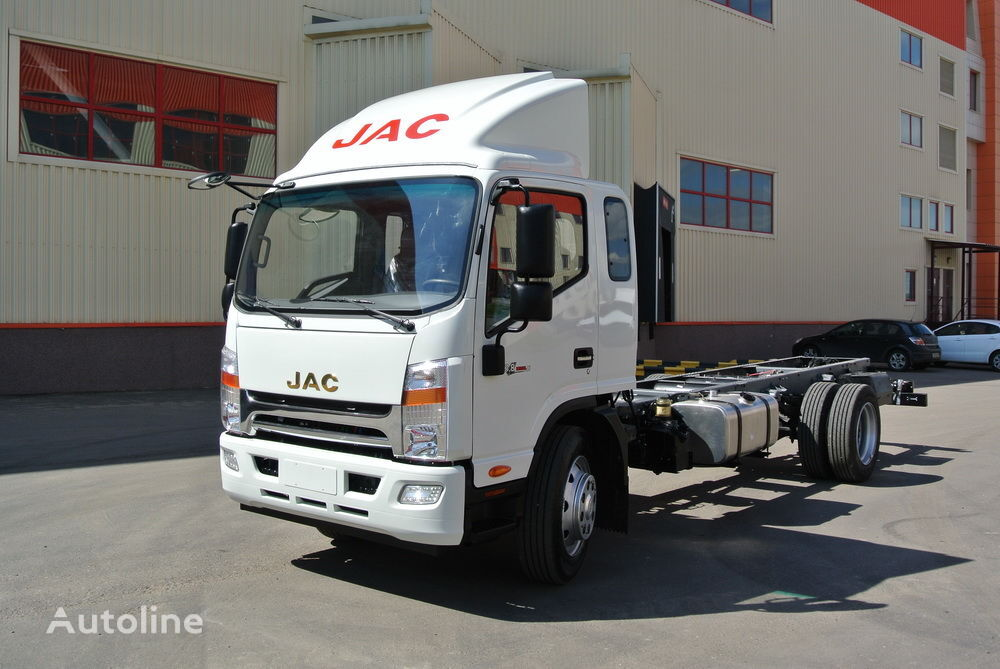 новый грузовик шасси JAC N120