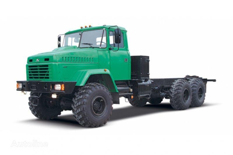 грузовик шасси КРАЗ 6322