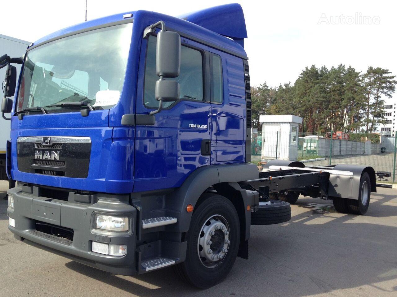новый грузовик шасси MAN акционный TGM 18.250 4X2 BL