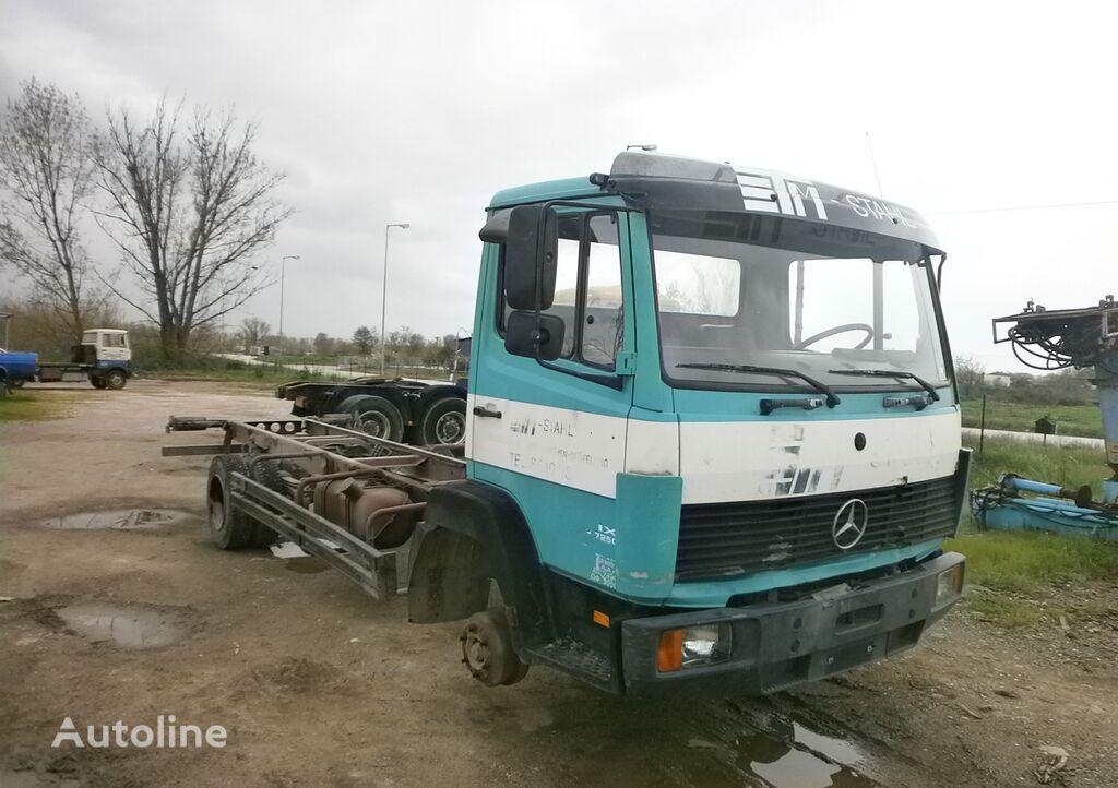 грузовик шасси MERCEDES-BENZ 814 ΣΕ ΑΝΤΑΛΑΚΤΙΚΑ '92
