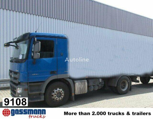 грузовик шасси MERCEDES-BENZ Actros 1841L 4x2 1841L 4x2,Chassis mit Retarder