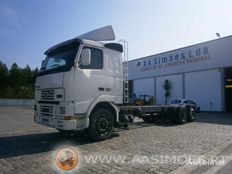 грузовик шасси VOLVO FH12 340