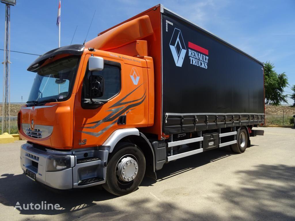грузовик штора RENAULT PREMIUM 310 DXI